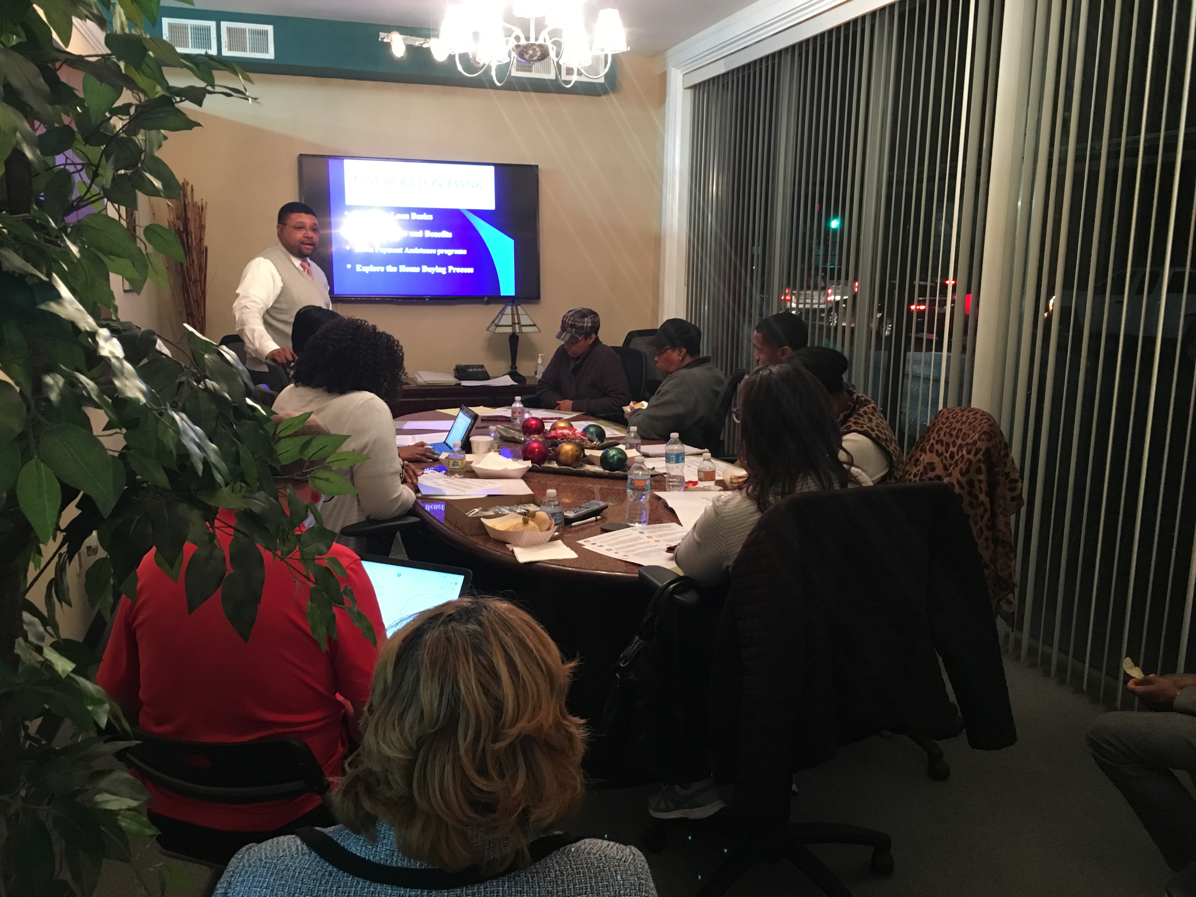 Thank you to everyone who came out on Tuesday for our Homeownership Workshop It was a huge success and we are glad to educate the munity about ing